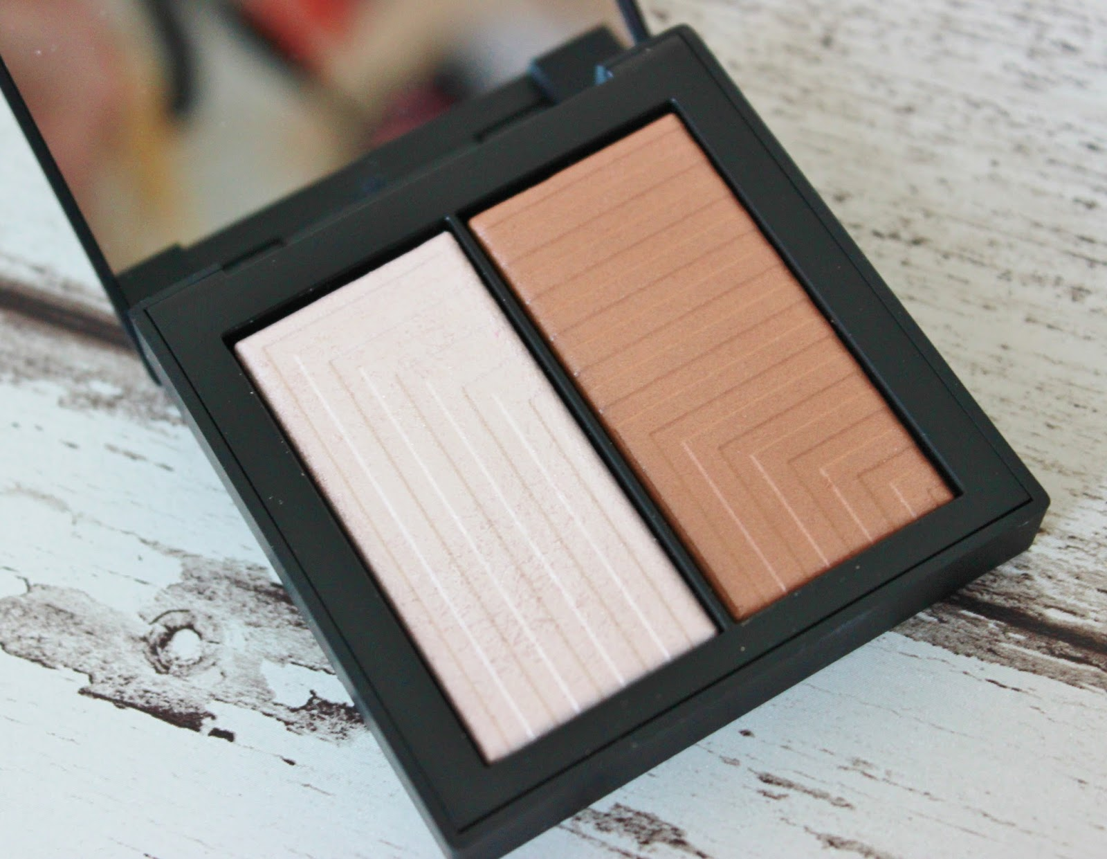 NARS Dual Intensity Blusher duo Craving