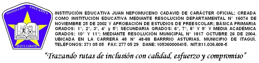 HACIA LA INCLUSION