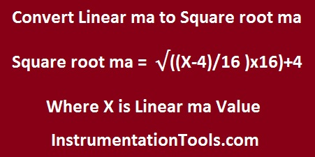 how to find square root formula