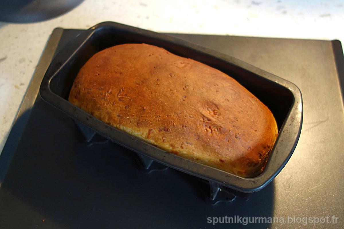 Сырный хлеб-приготовление