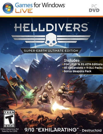 Helldivers PC Full Español