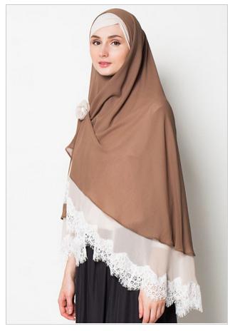 Style Fahsion Hijab Modern Simpel Terbaru 2015