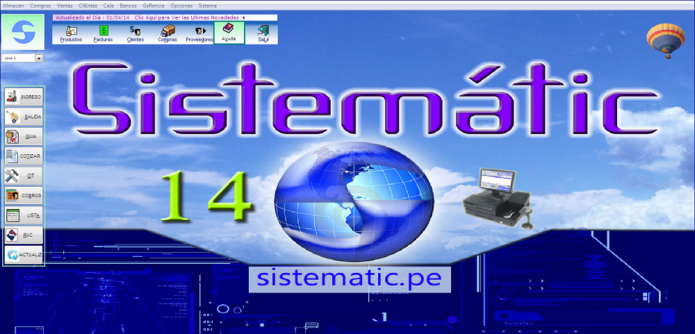 Sistematic del Perú-Empresa desarrolladora de software