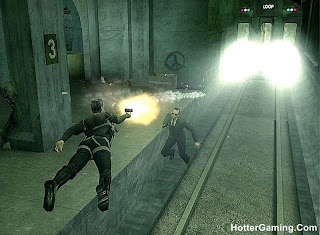Free Download The Matrix Path of Neo Pc Game Photo