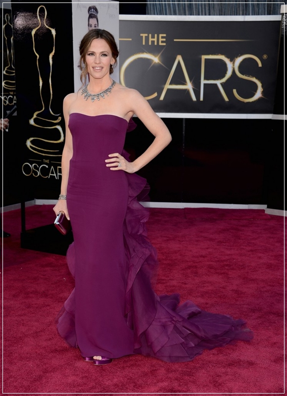 Mais belos vestidos do Oscar 2013