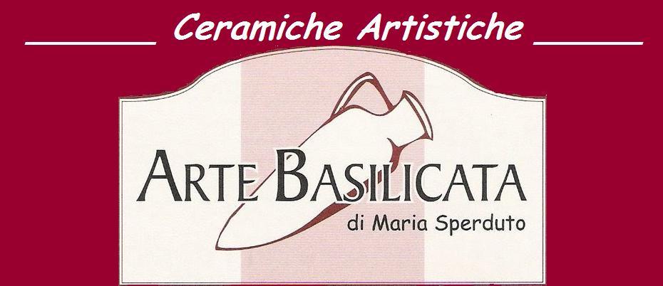 ARTE BASILICATA di Maria Sperduto          RIONERO Via E.Gianturco, 3
