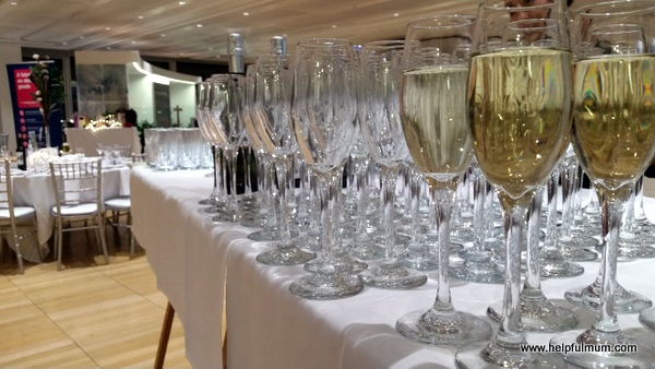 Prosecco for guests