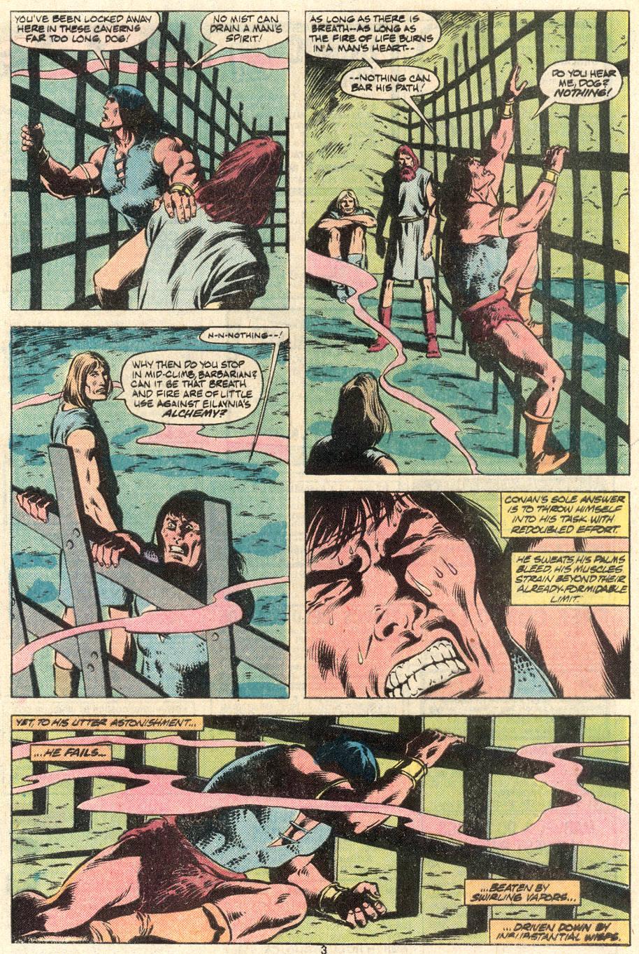 Conan the Barbarian (1970) Issue #124 #136 - English 4