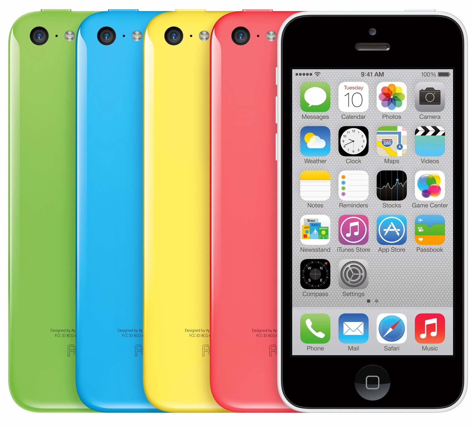 Get iPhone 5s and iPhone 5c at Php 1799 and Php 1349 a ...