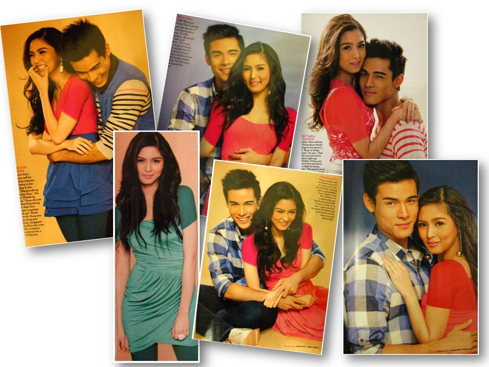Spot the Difference: KimXi on Star Studio Magazine MIDDLE EAST Edition