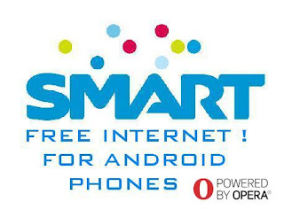 FREE INTERNET for android phones ?? simulan na natin. SMART step 1. download  and install the modded opera mini from the link