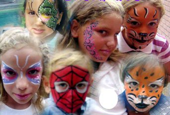 Talleres infantiles Coruña Manualidades Pintura Maquillaje Parque Infantil