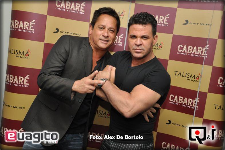 Turnê Cabaré Leonardo Eduardo Clube Itajuby ColatinaES26 6 2015