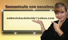 COMUNICATE CON NOSOTROS