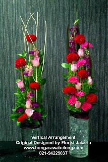 bunga hari raya imlek