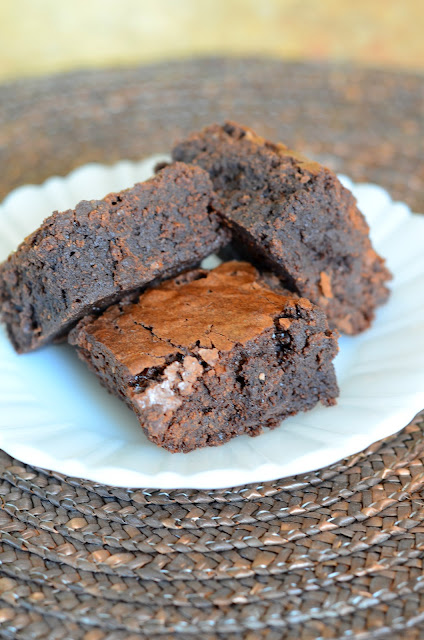 ATK brownies, America's test kitchen brownie recipe