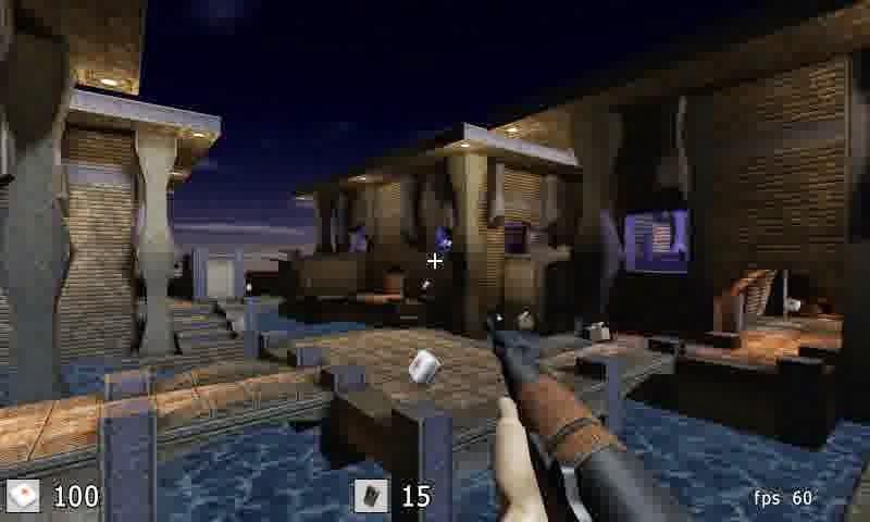 Game Sauerbraten - Cube 2