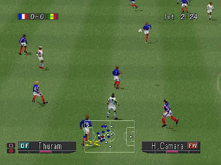 Download Game Winning Eleven 2002 PS1