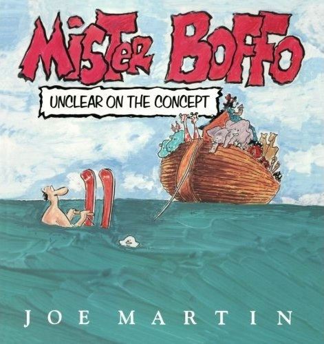 Joe Martin Dept.