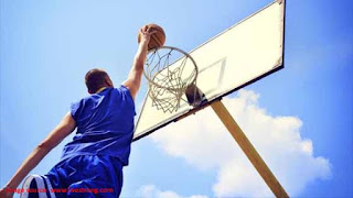 highest vertical jump dunk Photo