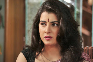 Actress Archana  Saree Pictures From Anandini Telugu Movie  13