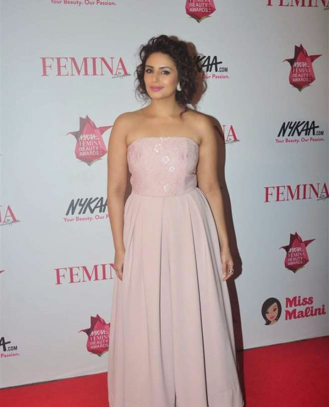 Huma Qureshi at Femina Beauty Awards 2015 Photos