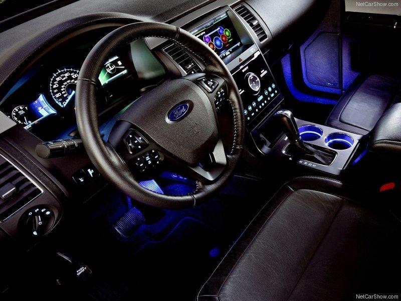Nueva Ford Flex 2013! | Tuning Extremo