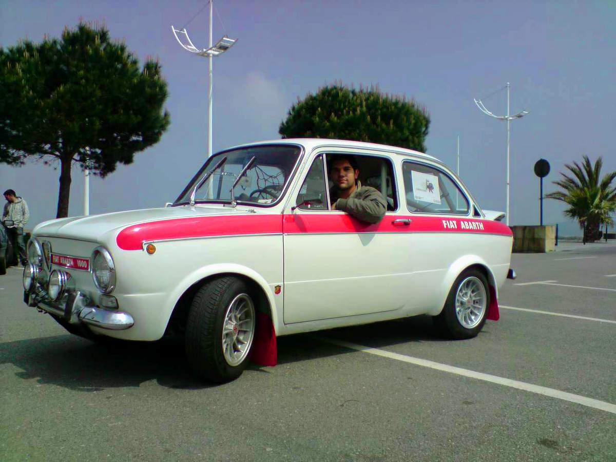 Fiat 850 Abarth