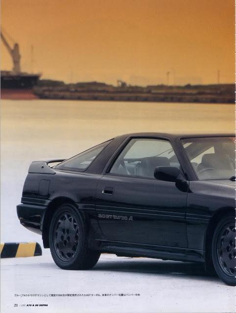 Toyota Supra, MK3, MA70, GA70, JZA70, japoński sportowy samochód, coupe, RWD, R6, lata 80, 90, turbo a, JDM