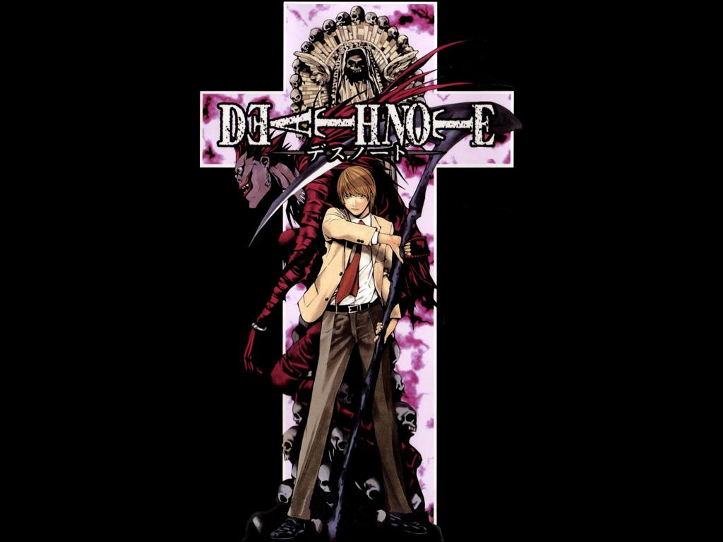 Anime wallpaper death note wallpaper - Manga death note ...