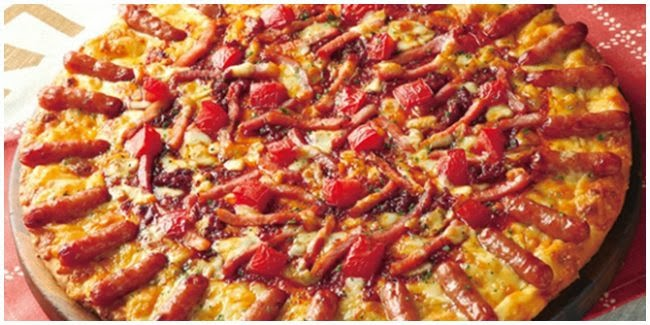 Pizza Paling Unik