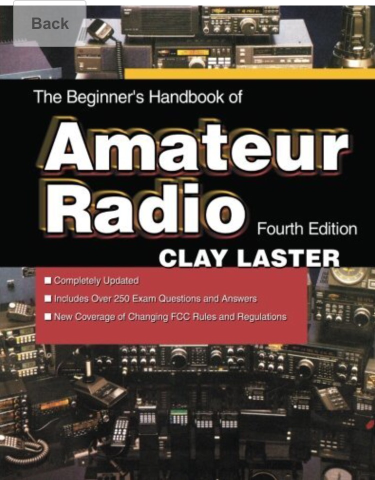 The beginners handbook of Amature Radio