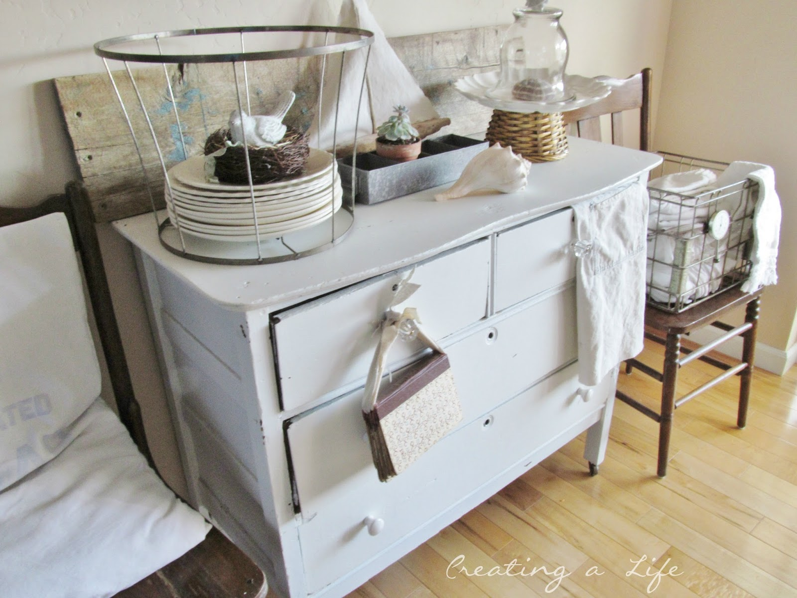 Creating A Life: Summer Dining Room