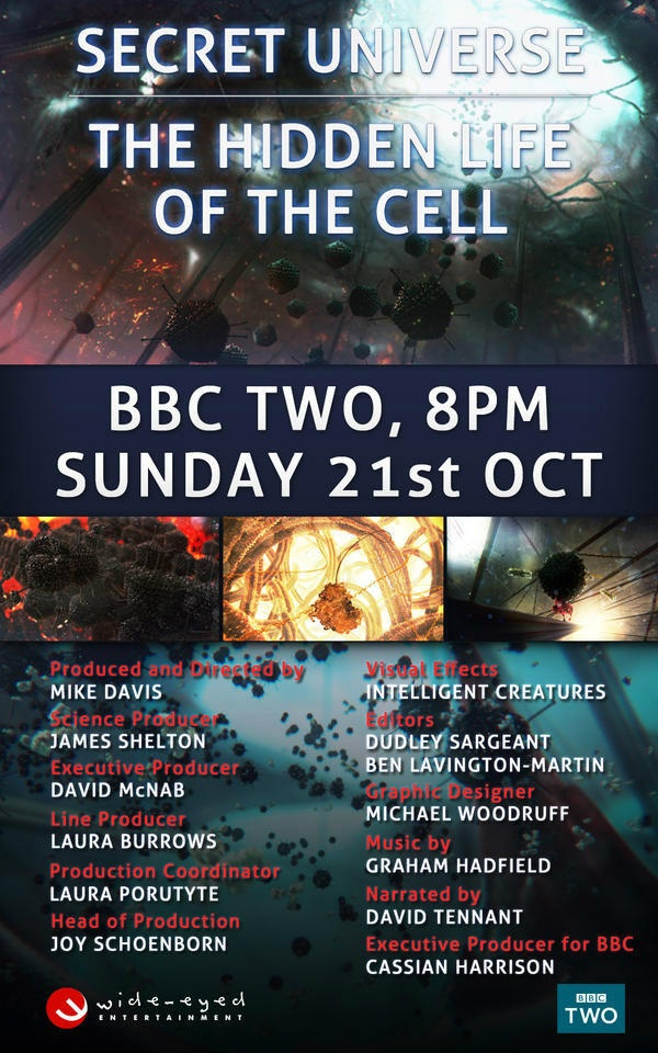Bbc secret universe the hidden life of the cell full