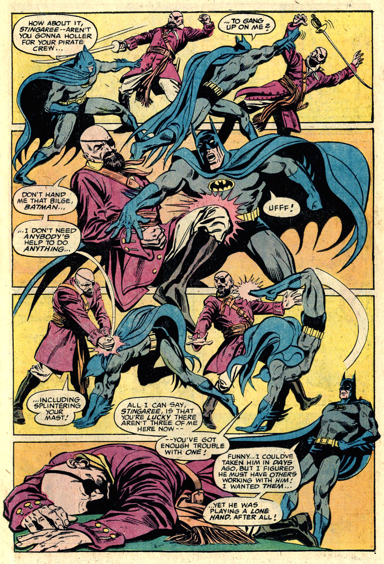 Detective Comics (1937) Issue #462 Page 15
