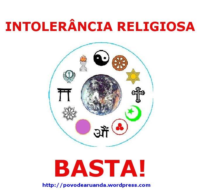 intolerancia religiosa: