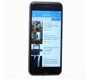 caratteristiche iphone 6