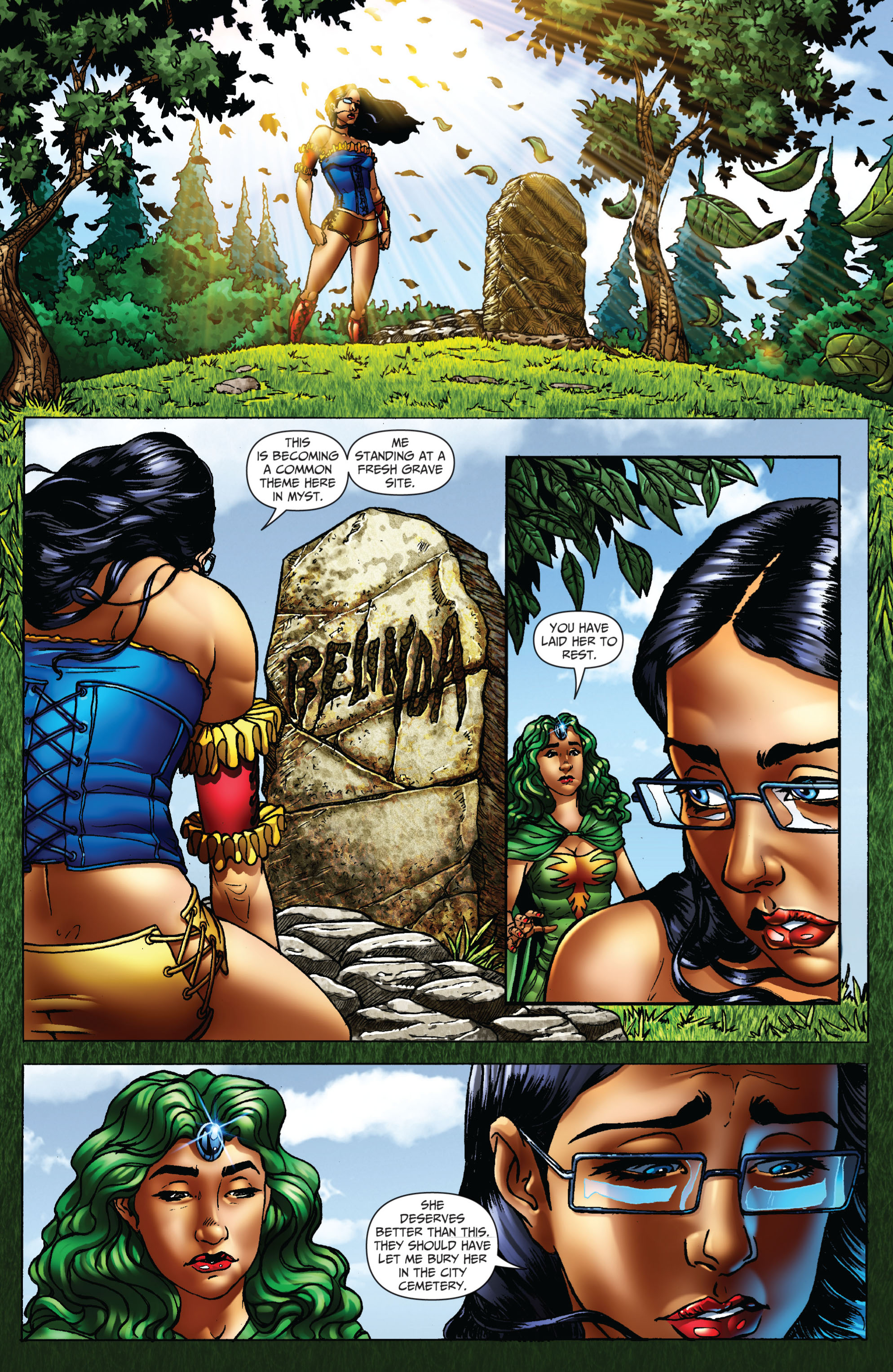 Grimm Fairy Tales (2005) Issue #65 #68 - English 3