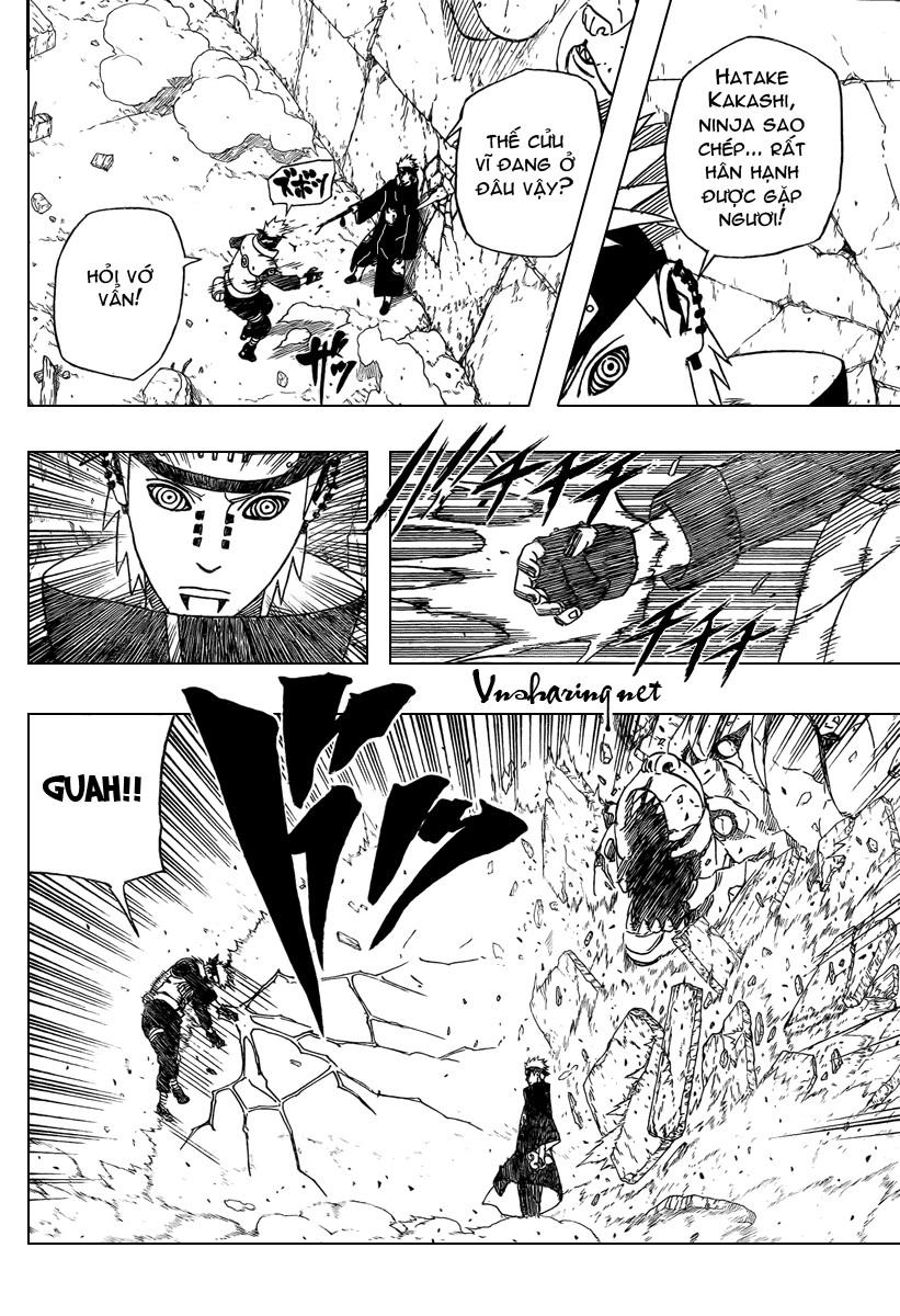 Naruto chap 420 Trang 9 - Mangak.info