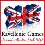 Ravellenic Games Social Media Link Up