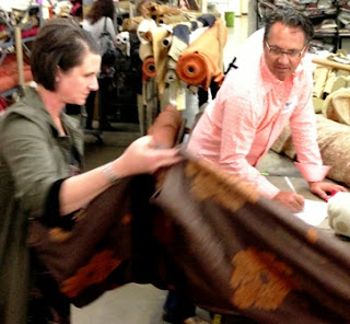 Ray Decker, face of passion, fabric, Soichi Olympics