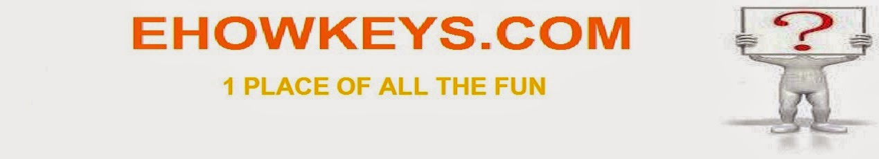 eHow Keys