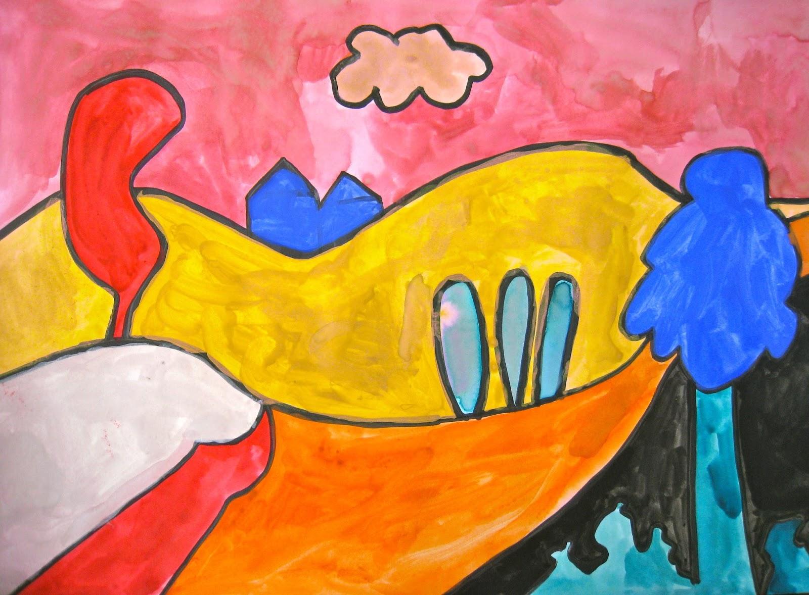 PS77 Brooklyn Art News: Fall Fauvism