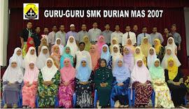 GURU SMKDM 2007