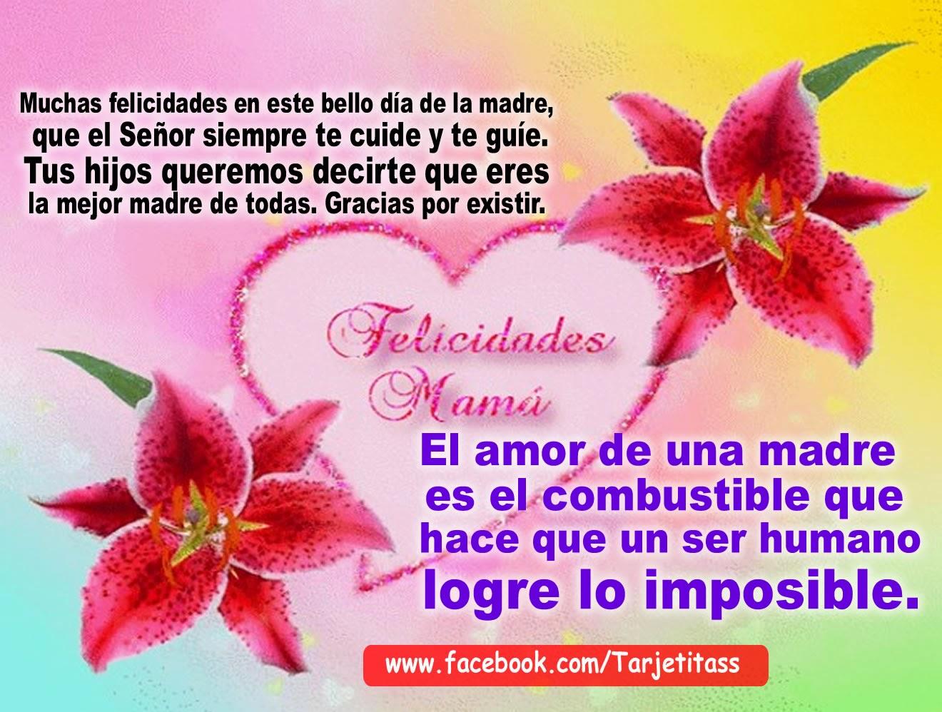 Gracias Madre Poemas Poemas Por El Día De Las Madres  El Corazón De La Madre Es El