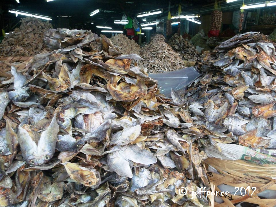 Bisayang manlalakbay around the philippines nino khisty for Dried fish philippines