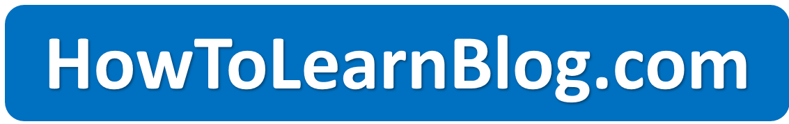 HowTo - Know and Learn - Online Discussion Forum