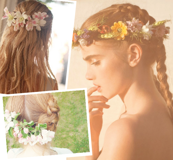 You Should Wear Some Flowers In Your Hair Carolin