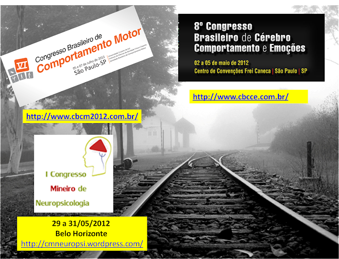 Congressos, Seminários, Apresentações....