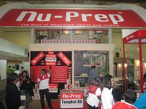 Tongkat Ali Nu-Prep 100, MAHA 2010 ' Produk Herba Jenama Malaysia - Harta Khazanah Negara.